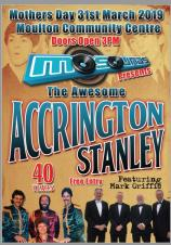 MoSounds Presents - Accrington Stanley on Mother's Day