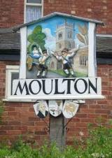 MOULTON PARISH COUNCIL - COUNCILLOR VACANCY