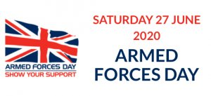 Armed Forces Day: 27th June 2020