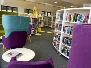 Moulton Community Managed Library