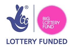 The picture shows the lottery fund log.